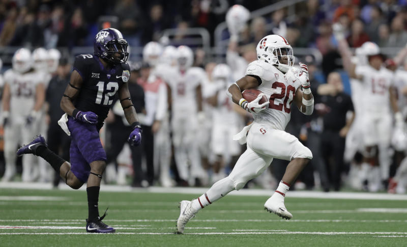 Bryce Love will return to Stanford for senior season