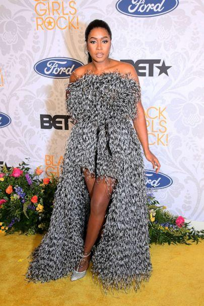 PHOTO: Remy Ma attends Black Girls Rock 2019 at the NJ Performing Arts Center, Aug. 25, 2019, in Newark, New Jersey. (Jemal Countess/Getty Images)