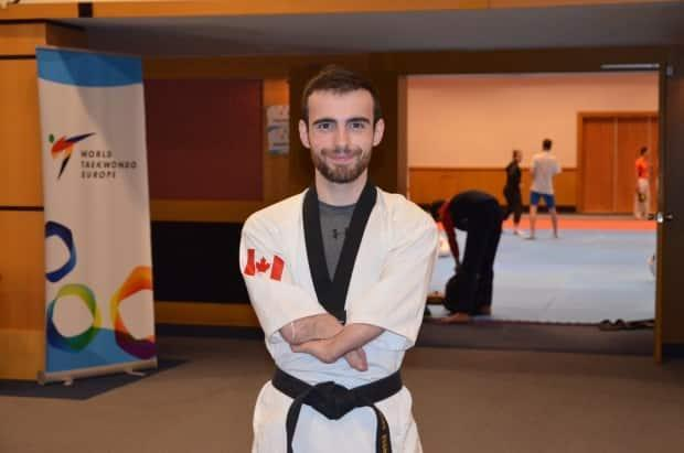 Anthony Cappello of St-Constant, Que., has been denied an exemption that may have allowed him to compete in the Tokyo Olympics. (Courtesy the Canadian Paralympic Committee - image credit)