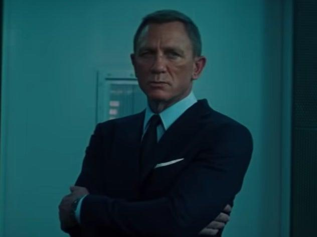 Daniel Craig in No Time to Die (YouTube/James Bond 007)