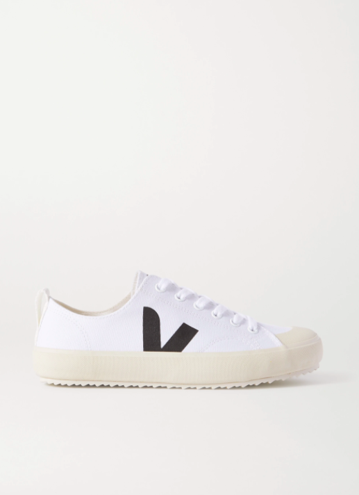 """<p><strong>Which style?</strong> Nova organic cotton-canvas sneakers</p><p><strong>How much? </strong>Was £75 now £38</p><p><a class=""""link rapid-noclick-resp"""" href=""""https://go.redirectingat.com?id=127X1599956&url=https%3A%2F%2Fwww.net-a-porter.com%2Fen-gb%2Fshop%2Fproduct%2Fveja%2Fnet-sustain-nova-organic-cotton-canvas-sneakers%2F1235610&sref=https%3A%2F%2Fwww.womenshealthmag.com%2Fuk%2Ffitness%2Fg28619284%2Fvegan-trainers%2F"""" rel=""""nofollow noopener"""" target=""""_blank"""" data-ylk=""""slk:SHOP NOW"""">SHOP NOW</a><br></p><p>Obvs we had to include Veja in this edit. The French footwear brand has made a big name for itself a) because Meghan Markle loves 'em and b) because it's super sustainable. </p><p>Veja offers a wide range of vegan options, from faux leather and suedette to organic cotton. Just watch out for the leather iterations trimmed with 'vegan suede', because that's where things get a little confusing.</p>"""