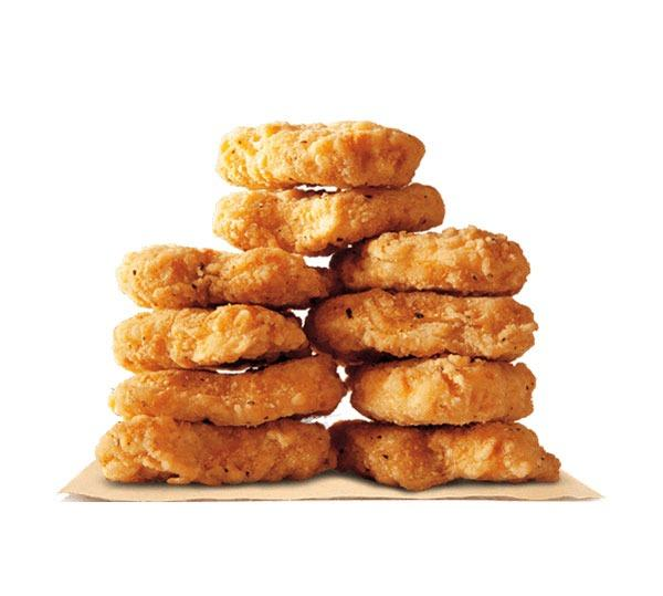 46 Best And Worst Chicken Nuggets In America