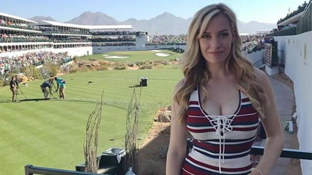 Paige Spiranac posted on social media Tuesday that she would appear in the 2018 Sports Illustrated Swimsuit Issue.