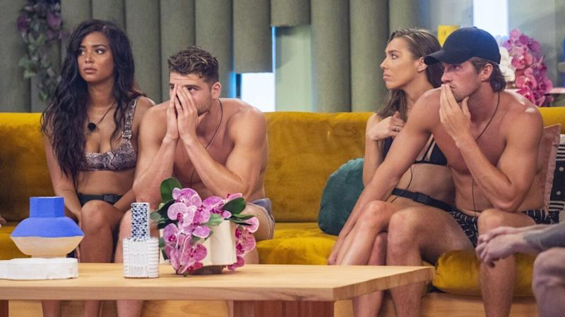 'Love Island': Two More Islanders Head Home After a Shocking Group Vote