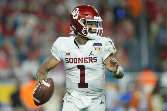 Kyler Murray has chosen to play professional football (Getty)