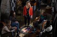 <p>When the ladies of <em>Pretty Little Liars </em>needed a recharge (when you're constantly dealing with murderers, it's a must) they turned to The Brew. Its hipster coffeehouse vibe was perfect for clandestine meetings and many awkward run-ins. </p>
