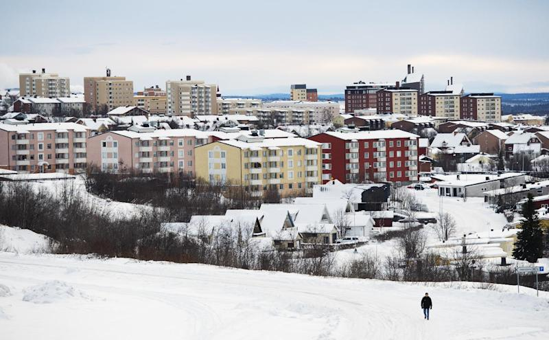 The Swedish town of Kirunais often seen as an example of successful integration of newly arrived refugees, with 52 percent in employment