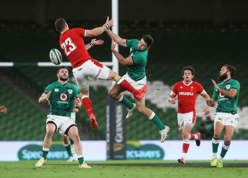 Autumn Nations Cup - Ireland v Wales