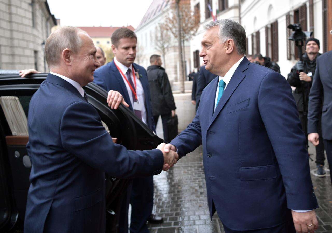 Photo of Good relations with Russia are a necessity