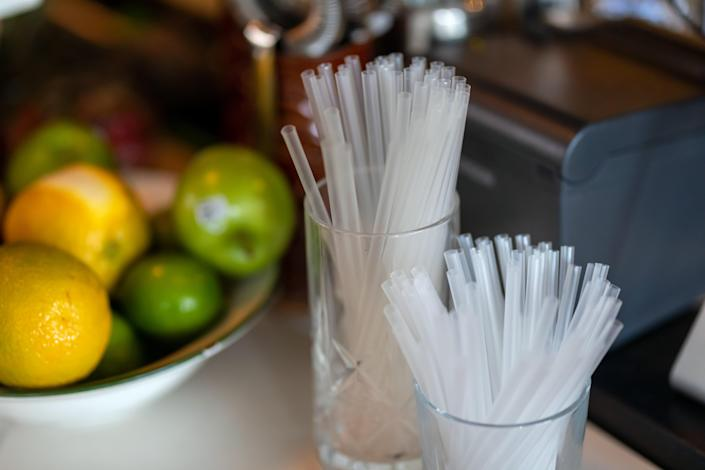 The ban on plastic straws was originally delayd due to coronavirus (Getty Images/iStockphoto)