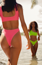 """<p>Be prepared to turn heads when you show up to the beach in an eye-catching bright number from Rielli. The Miami-based brand is particularly known for their stretchy ribbed suits with 90s inspired cuts. Everything is ethically handmade-to-order by a small team of women. </p><p><a class=""""link rapid-noclick-resp"""" href=""""https://riellibrand.com/"""" rel=""""nofollow noopener"""" target=""""_blank"""" data-ylk=""""slk:SHOP NOW"""">SHOP NOW</a></p>"""