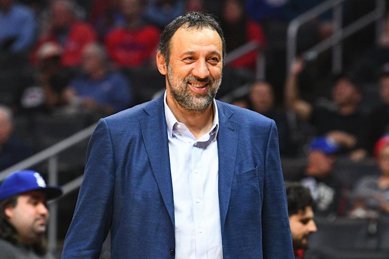 Vlade Divac To Be Inducted Into Basketball Hall Of Fame