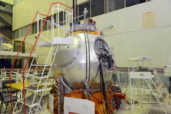 Russian Space Ark Returns Animal Astronauts to Earth, Some Mice & Gerbils Die