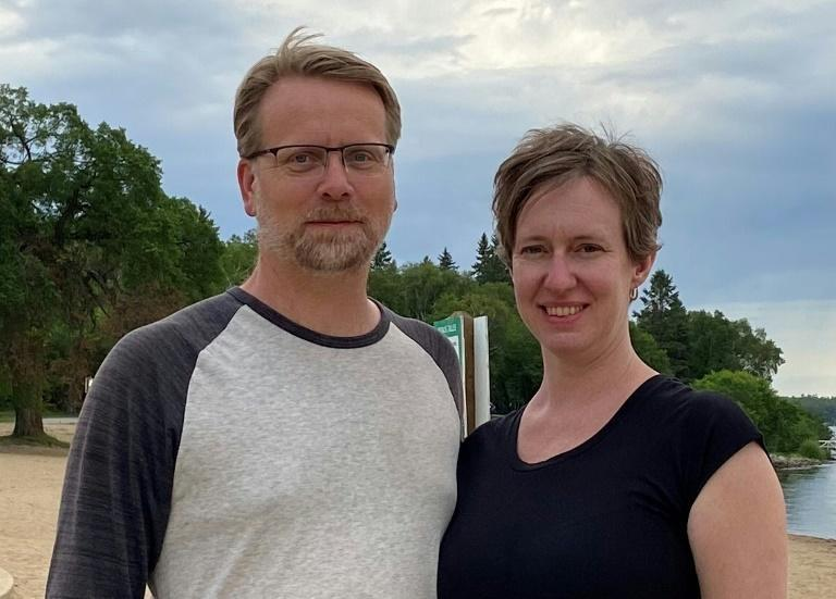 Canadian couple Gary and Andrea Dyck settled in Xinjiang in 2007 where they started a composting business for agricultural waste