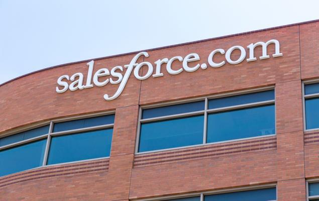 salesforce to Fuel Esprit's Digital Transformation Journey
