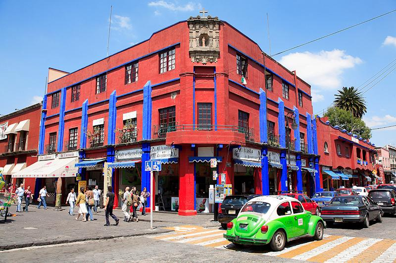 The Perfect Weekend Getaway To Mexico City 2016 S Hot Spot