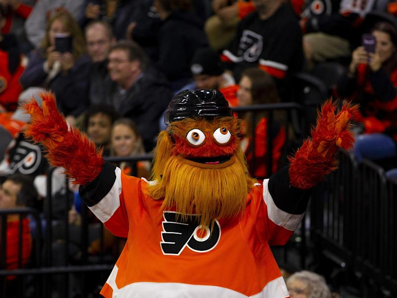 The mascot has been accused of assaulting a 13-year-old boy: Getty