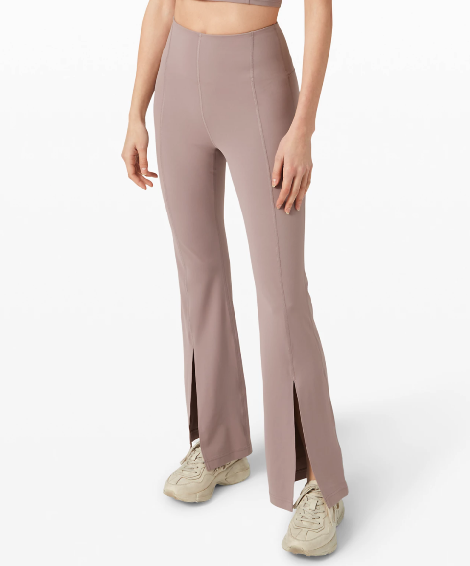 In the Groove Flare Pant. Image via Lululemon.