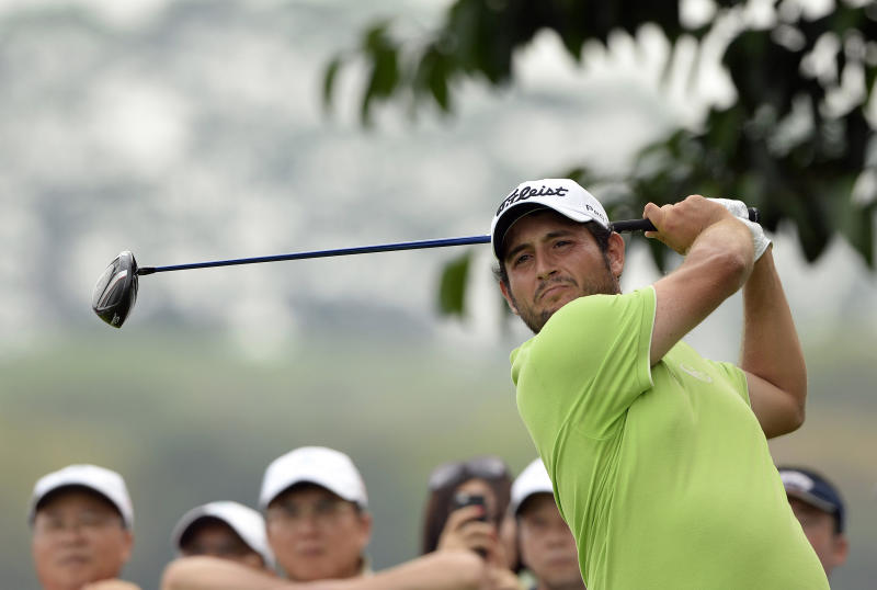 Levy wins first European Tour title at China Open