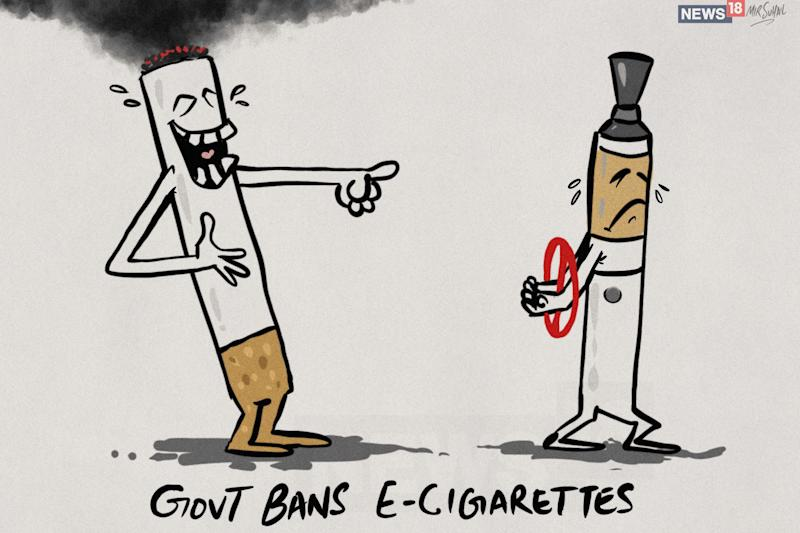 Govt Bans Production and Sale of E-Cigarettes Citing Health Hazards, Ordinance Soon