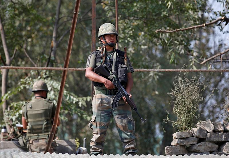 Jammu and Kashmir: 2 terrorists killed in Budgam encounter