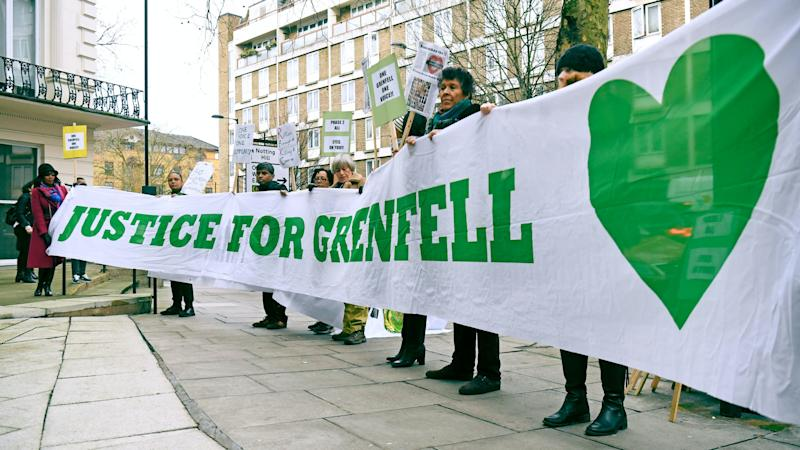 Grenfell survivors criticise peerage nomination for ex-RBKC official