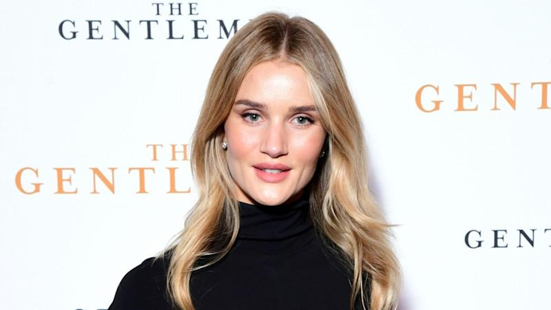 Rosie Huntington-Whiteley Gets Candid on Her Struggles Losing the Baby Weight