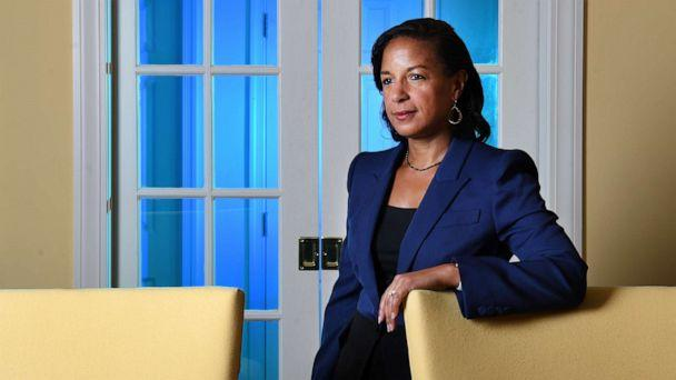 PHOTO: Susan Rice poses for a portrait at her home on Wednesday September 18, 2019 in Washington, DC. (Matt McClain/The Washington Post via Getty Images)