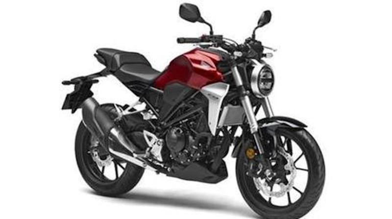 Honda launches new CB300R in India at Rs. 2.41 lakh