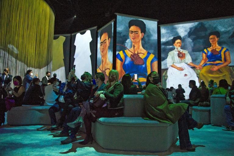 """""""Frida. The Immersive Experience"""" presents 26 of the most emblematic works of the late painter"""