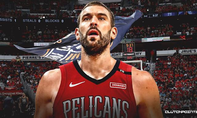 RUMOR: Pelicans Will Have Interest In Marc Gasol If He Opts Out Of Contract