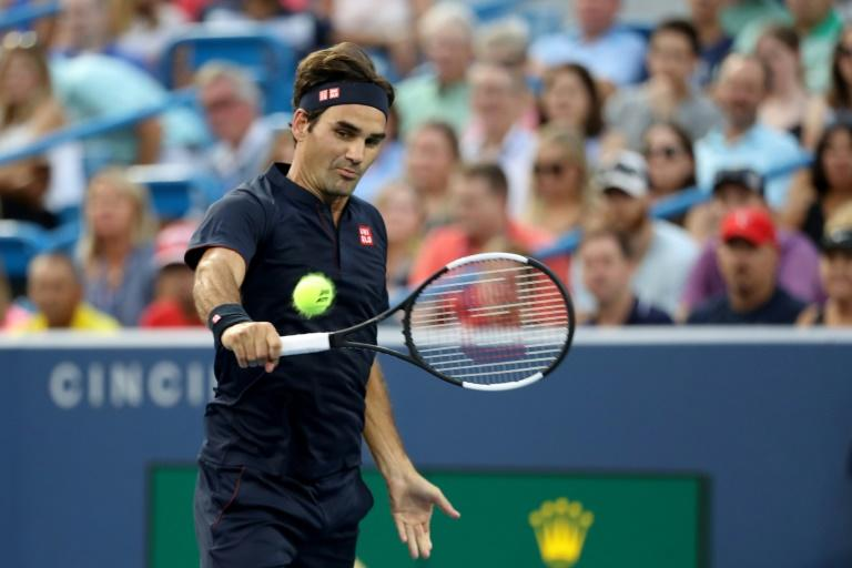 Roger Federer, a seven-time champion at the ATP-WTA Cincinnati Masters, will be bidding to increase his tournament leading total