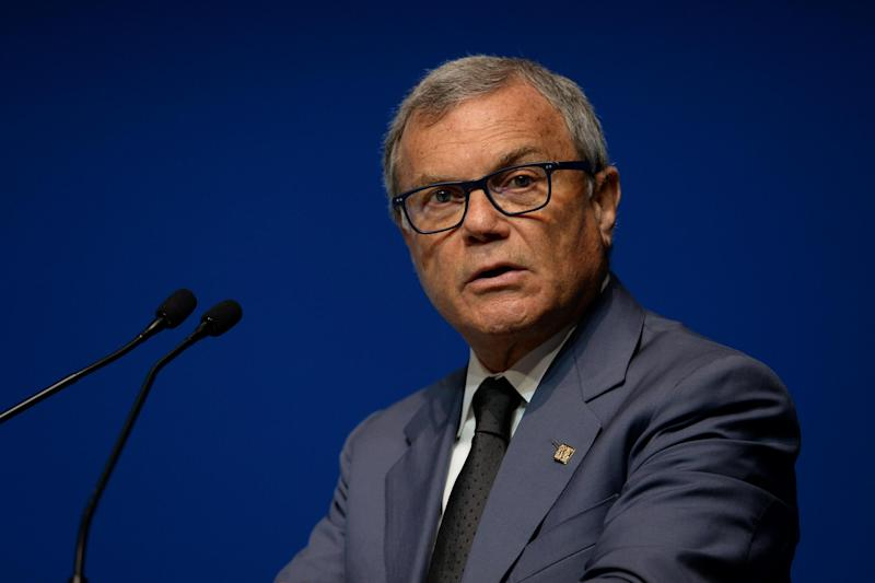 Sir Martin Sorrell remains the focus of attention at Cannes Lions despite his sudden exit as chief executive of WPP: Getty Images