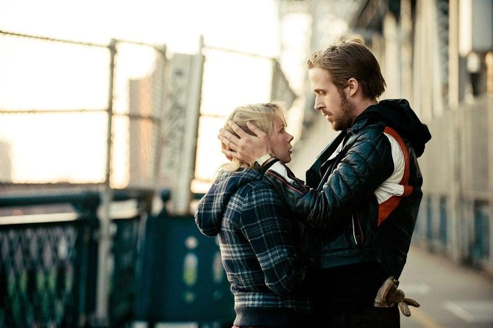 """<p>Any movie that depicts a crumbling marriage is going to be a tearjerker, but <a class=""""link rapid-noclick-resp"""" href=""""https://www.popsugar.com/Ryan-Gosling"""" rel=""""nofollow noopener"""" target=""""_blank"""" data-ylk=""""slk:Ryan Gosling"""">Ryan Gosling</a> and <a class=""""link rapid-noclick-resp"""" href=""""https://www.popsugar.com/Michelle-Williams"""" rel=""""nofollow noopener"""" target=""""_blank"""" data-ylk=""""slk:Michelle Williams"""">Michelle Williams</a> still get in some hot and heavy scenes before the breakup. You'll get a glimpse into love, heartbreak, and what it's like to have a supersteamy makeout with Ryan Gosling after watching this.</p> <p>Watch <a href=""""https://play.hbomax.com/page/urn:hbo:page:GX_SNSwcTX5YotgEAAAA1:type:feature"""" class=""""link rapid-noclick-resp"""" rel=""""nofollow noopener"""" target=""""_blank"""" data-ylk=""""slk:Blue Valentine""""><strong>Blue Valentine</strong></a> on HBO Max now.</p>"""