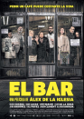 <p>Trapped inside with other people has to be the most horrifying premise of anything after 2020. Spain's <em>The Bar</em>, takes the premise to its most paranoid conclusion. </p>