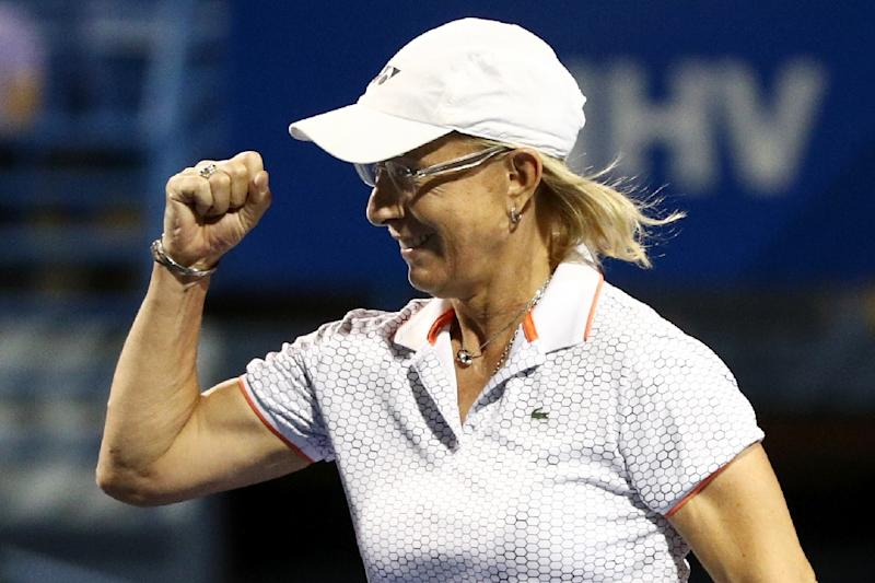 Martina Navratilova said she was paid around £15,000 by the BBC for her role as a commentator at Wimbledon, but realised fellow presenter John McEnroe's pay packet was between £150,000 and £199,999