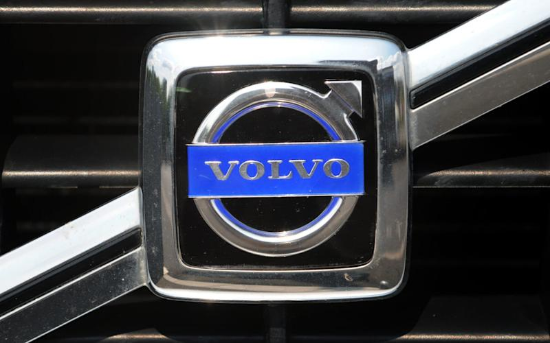 Volvo said more than 500,000 vehicles were affected worldwide - PA