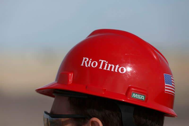 Rio Tinto posts strong second quarter iron ore shipments, sees China demand recovery