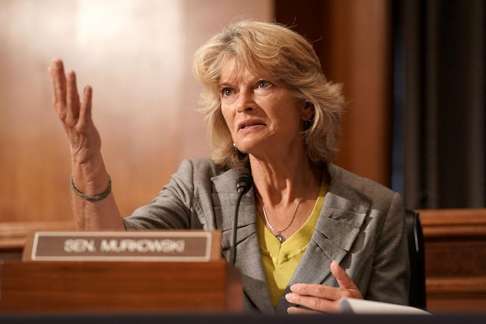 Lisa Murkowski of Alaska has been one of the few Republican senators willing to occasionally buck President Donald Trump. It seemed she would break with him over the Supreme Court nomination of Amy Coney Barrett, but that is now in doubt. (Photo: POOL New / Reuters)