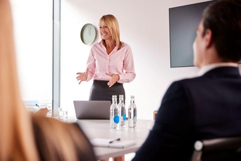 Women who display 'masculine' are disliked, while women who display 'feminine' traits are not considered for leadership roles. Photo: Monkey Business Images/REX/Shutterstock