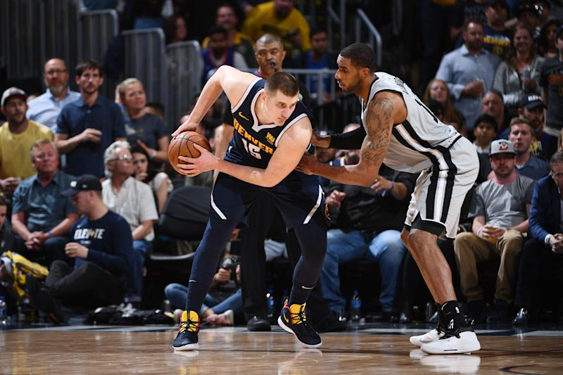 Nikola Jokic is ready for his coming out party. (Getty)