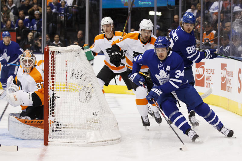 Disorderly conduct charge against Leafs' Matthews dismissed