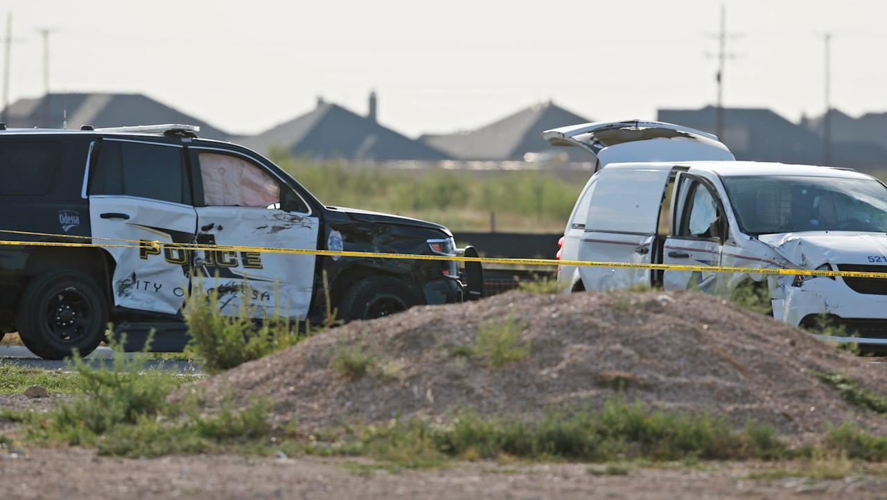 FBI: Texas shooter 'on long spiral down.' Here's what we know