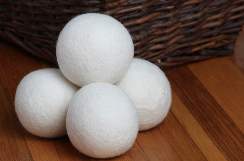 Dryer balls could be the answer to your laundry woes. (Photo: Getty Images)