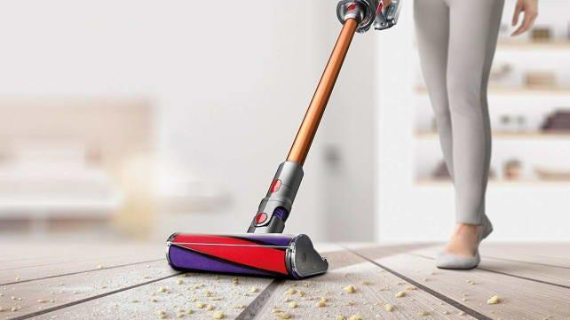 Dyson V10 has about 20% more battery life than other models.