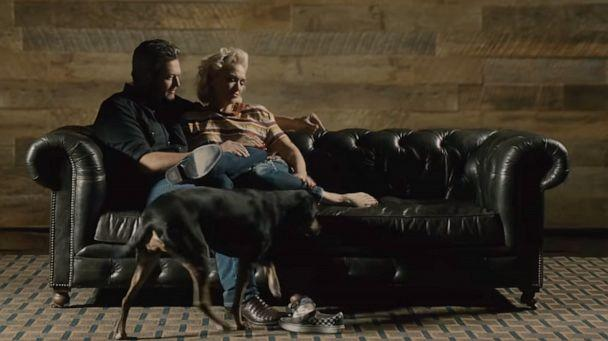 Blake Shelton and Gwen Stefani drop 'Nobody But You' music video