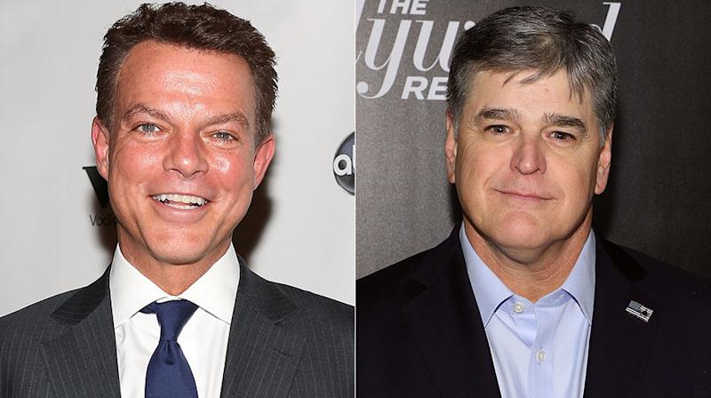 Shep Smith Calls Sean Hannity 'The Elephant In The Room' For Reported Michael Cohen Ties