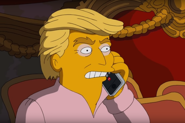 'The Simpsons' Rejected Donald Trump's Request for Guest Spot, Showrunner Says