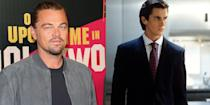 "<p>Leonardo DiCaprio was ~king of the world~ back in 2000: He had already starred in the award-winning <em>Titanic </em>and <em>What's Eating Gilbert Grape</em>, but he let the role in the cult classic <em>American Psycho</em> <a href=""https://people.com/movies/american-psycho-how-leonardo-dicaprio-almost-played-christian-bale-patrick-bateman-role/"" rel=""nofollow noopener"" target=""_blank"" data-ylk=""slk:pass him by"" class=""link rapid-noclick-resp"">pass him by</a>. </p>"