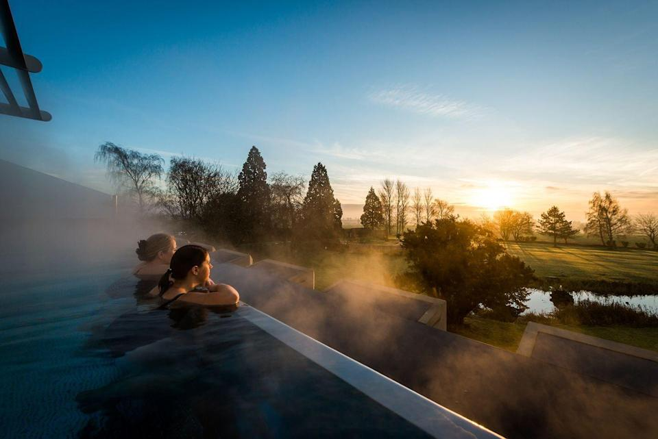 """<p>This landlocked country is worth considering for a rural escape, with its miles of countryside sprinkled with cute villages and stately homes.</p><p>Nestled in the rolling countryside close to quintessential market town Melton Mowbray, Ragdale Hall is the place to check into if you want to soak up the tranquility of Leicestershire. For a blissful spa break in a gorgeous UK holiday destination, this place will leave you feeling more than relaxed.</p><p>Aside from the pampering and soaking up the views from its infinity rooftop pool, you can explore the glorious grounds and gardens with long walks, whatever the season. Enjoy a two-night package from £445. </p><p><strong>When: </strong>Until December 2022</p><p><a class=""""link rapid-noclick-resp"""" href=""""https://www.primaholidays.co.uk/offers/leicestershire-ragdale-hall-spa"""" rel=""""nofollow noopener"""" target=""""_blank"""" data-ylk=""""slk:FIND OUT MORE"""">FIND OUT MORE</a></p>"""